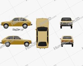 Chevrolet Chevette coupe 1976
