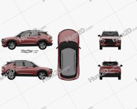 Chevrolet Trailblazer RS 2020