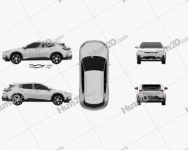 Chevrolet Menlo 2019