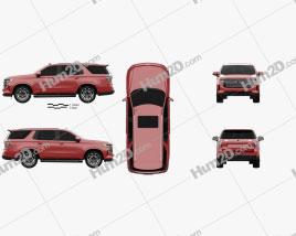 Chevrolet Tahoe RST 2020