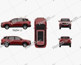 Chevrolet Captiva TH-spec 2019