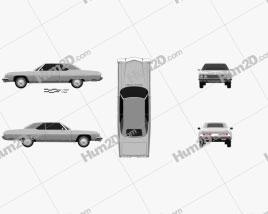 Chevrolet Caprice convertible 1973