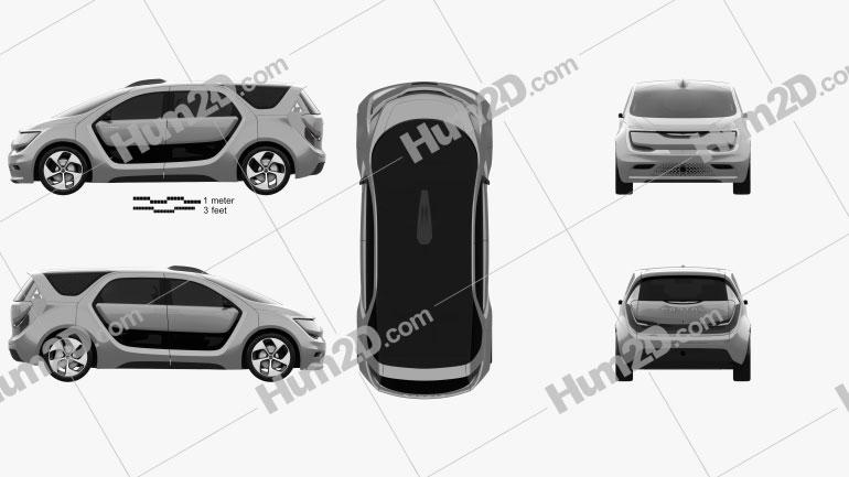 Chrysler Portal 2017 clipart