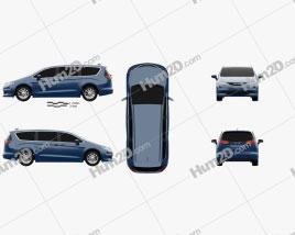 Chrysler Voyager 2019