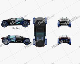Citroen 19_19 2019 car clipart