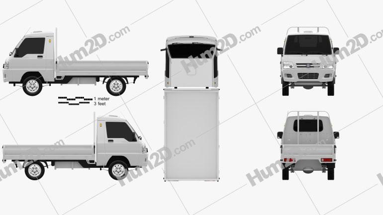 Croyance Elecro 1 Truck 2017