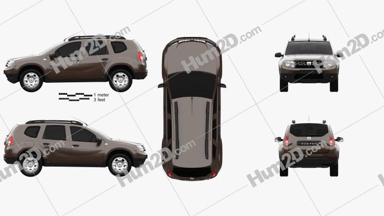 Dacia Duster 2015