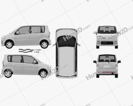Daihatsu Move Custom 2004