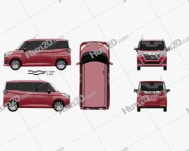 Daihatsu Thor Custom 2016