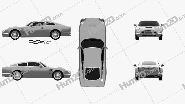 David Brown Speedback GT 2014