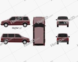 Dodge Caravan 1984