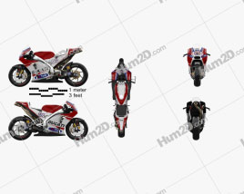 Ducati Desmosedici GP15 2015