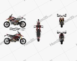 Ducati Hypermotard 950SP 2019