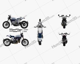 Ducati Cafe Racer 2019