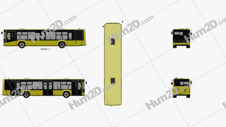 Electron A185 Bus 2014