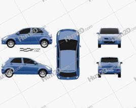 FAW V2 Like 2015 car clipart