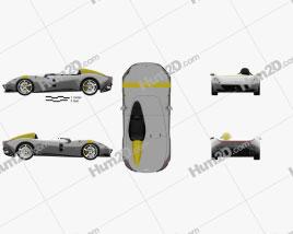Ferrari Monza SP1 2018