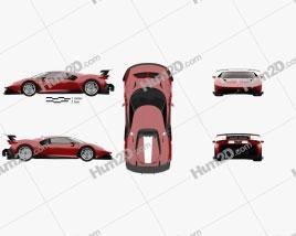 Ferrari P80 C 2019