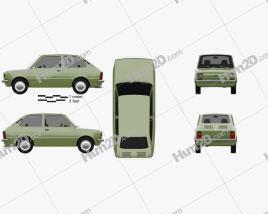 Fiat 133 1977