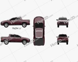 Fiat Toro 2016