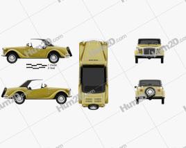 Fiat Siata Spring 1968