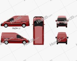Fiat Scudo Cargo L2H2 2011