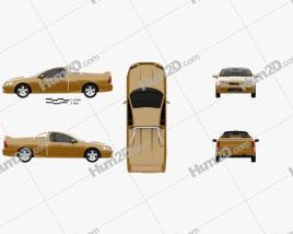 Ford Falcon Ute XR8 2006 car clipart