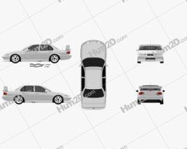 Ford Falcon V8 Supercars 1996