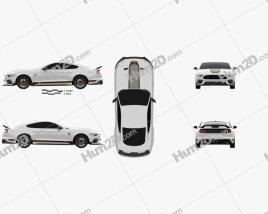 Ford Mustang Mach 1 Handling Package 2021