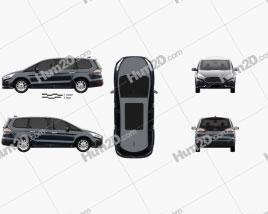 Ford Galaxy 2019