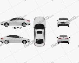 Ford Escort Titanium 2021