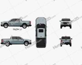 Ford Maverick Hybrid XLT 2021