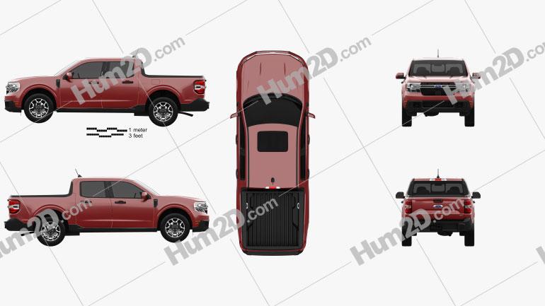 Ford Maverick Lariat 2021