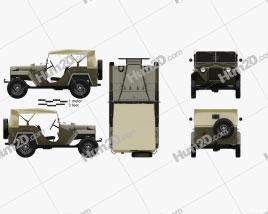 GAZ-67 1943