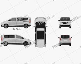 Generic Passenger Van 2019