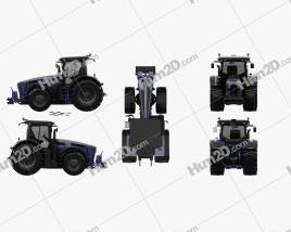 Generic Tractor 2020