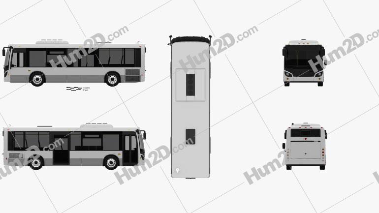 Grande West Vicinity Bus 2019