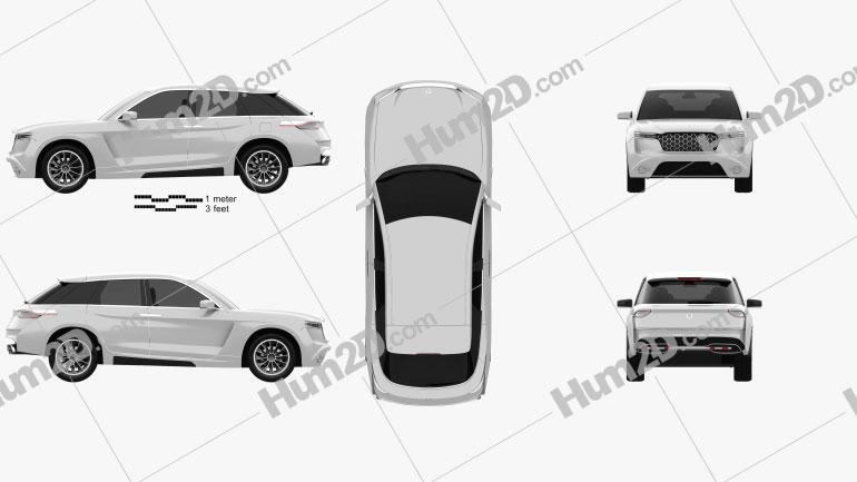 Grove Obsidian SUV 2020