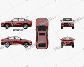 Haval F7x mit HD Innenraum 2019 car clipart
