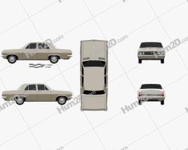 Holden HR Premier 1966