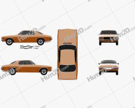 Holden Monaro GTS 350 Coupe 1971