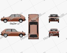Honda Civic 1979