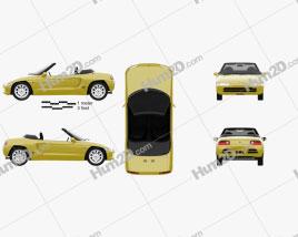 Honda Beat (PP1) 1991