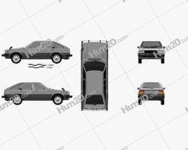 Honda Quint 1980