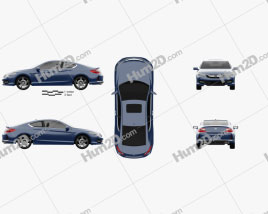 Honda Accord Сoupe Touring 2016