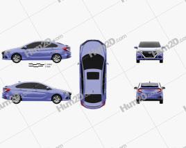 Honda Gienia 2016