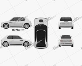 Honda Urban EV 2017