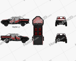 Honda Rugged Open Air Vehicle 2018