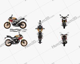 Honda CB190R 2020