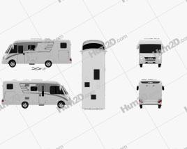 Hymer ML-I Bus 2015